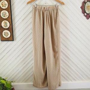 Vintage Pants & Jumpsuits - Minimalist Chiffon Casual Pants